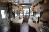 2016 Bailey Unicorn Cartagena 20'8 tandem axle