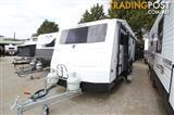 2015 Caria 21' 360 Toy Hauler with Shower & Bunks