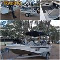 Quintrex Eclipse 390 Explorer Boat