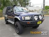 2003  TOYOTA HILUX WORKMATE RZN147R MY02 2D CAB CHASSIS