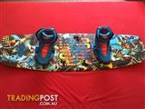 Ronix Wakeboard, Boots and Bag