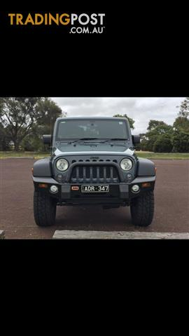 2014 jeep wrangler renegade sport 4x4 jk my13 2d hardtop for sale in point cook vic 2014. Black Bedroom Furniture Sets. Home Design Ideas