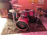 Mapex drum kit w/ loads of extras!!
