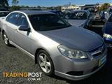 2008 Holden Epica CDXi EP MY09 Sedan