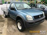 2003 Holden Rodeo LX RA Cab Chassis