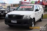 2011 TOYOTA HILUX WORKMATE TGN16R UTILITY