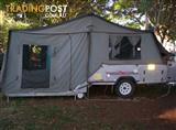Cub camper trailer