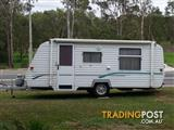 Caravan  Opal Regal Pop Top 2000 Model
