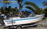 Brooker 450 Runabout