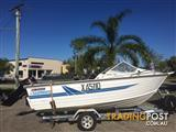 Websters Twinfisher 4.3m