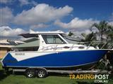 2007 Noble Super Vee 7.5m Hard Top Cuddy Cabin Plate boat
