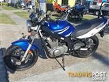 2008  SUZUKI GS500