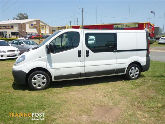 2013 renault trafic 2 0 dci lwb l2h1 my11 2d van for sale in strathpine qld 2013 renault. Black Bedroom Furniture Sets. Home Design Ideas