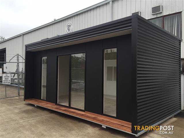 Transportable Sales Display Office 6m X 3 5m
