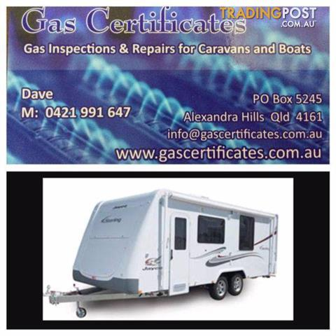 Gas Certificates and Repairs for sale in Brisbane QLD | Gas ...