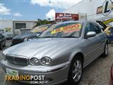 2004 JAGUAR X-TYPE  X400 SEDAN