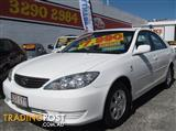 2005 TOYOTA CAMRY ALTISE LIMITED ACV36R SEDAN