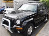 2004 JEEP CHEROKEE LIMITED KJ WAGON