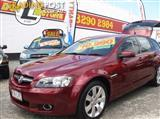 2009 HOLDEN COMMODORE INTERNATIONAL VE WAGON