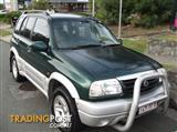 2003 SUZUKI GRAND VITARA  SQ625 S4 WAGON
