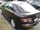 2007 MAZDA 6 LUXURY SPORTS GG Series 2 HATCHBACK