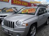 2008 JEEP COMPASS LIMITED MK WAGON