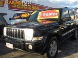2008 JEEP COMMANDER LIMITED XH WAGON