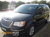 2011 CHRYSLER GRAND VOYAGER LIMITED 5th Gen WAGON