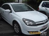 2005 HOLDEN ASTRA CD AH COUPE