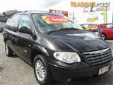 2007 CHRYSLER GRAND VOYAGER LIMITED 4th Gen WAGON