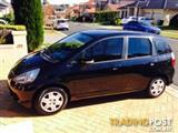 2007 HONDA JAZZ VTi MY06 5D HATCHBACK