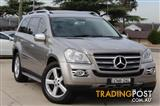 Used, MERCEDES-BENZ, GL, 2009, 7 SP AUTOMATIC G-TRO, 4D WAGON