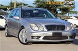 Used, MERCEDES-BENZ, E55, 2004, 5 SP AUTOMATIC TOUCH, 4D WAGON