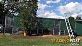 Large Bird Aviary Complex for Sale