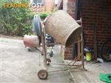 Cement Mixer Electric C&G
