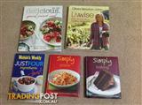 Brand new cook books