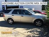 2006  FORD TERRITORY TS  7 SEATER WAGON