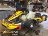 CRG Rolling Chassis