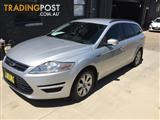 2012  FORD MONDEO LX TDCI MC 4D WAGON
