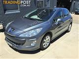 2010  PEUGEOT 308 XSE TURBO  5D HATCHBACK