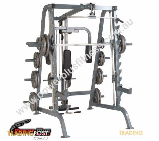 smith machine packages