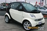 2004 SMART FORTWO PULSE A450 CABRIOLET