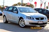 2009 HOLDEN CALAIS V VE WAGON