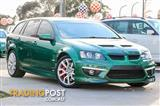 2009 HOLDEN SPECIAL VEHICLES CLUBSPORT R8 TOURER E Series 2 WAGON