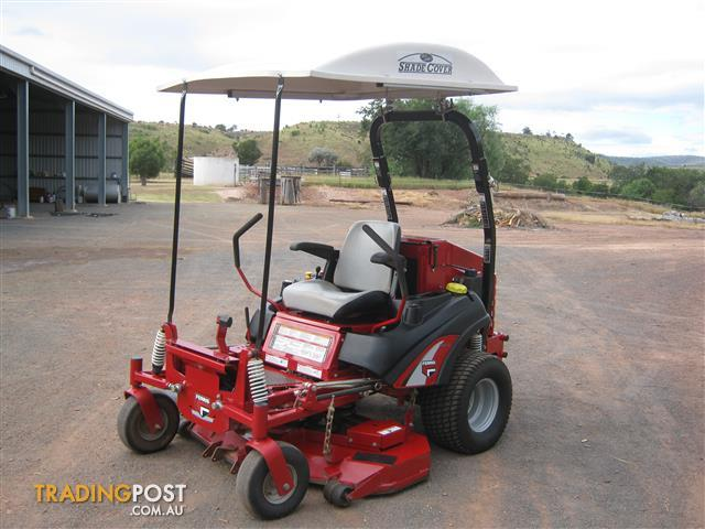 "Ferris IS2500Z Zero Turn Mower - 20hp Yanmar DIESEL engine, 52"" cut"
