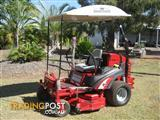 "Ferris IS2500Z Zero Turn Mower - 20hp Yanmar DIESEL engine, 52"" Cut *** REDUCED FROM $18,990."