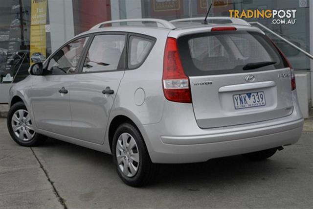2011 Hyundai I30 Cw Sx 2 0 Fd My11 4d Wagon For Sale In
