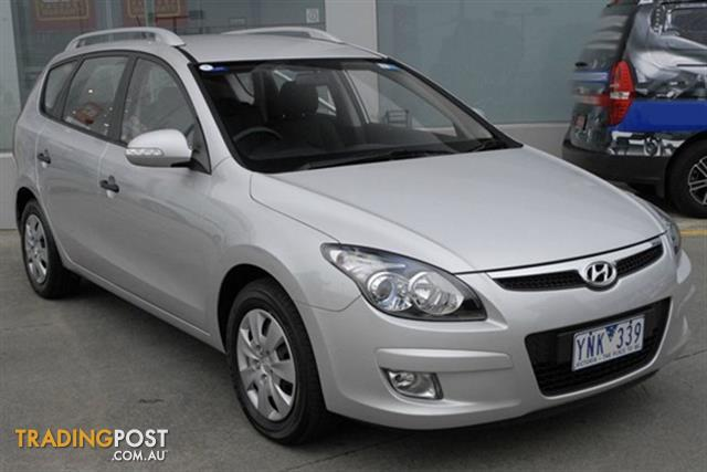 2011 hyundai i30 cw sx 2 0 fd my11 4d wagon. Black Bedroom Furniture Sets. Home Design Ideas