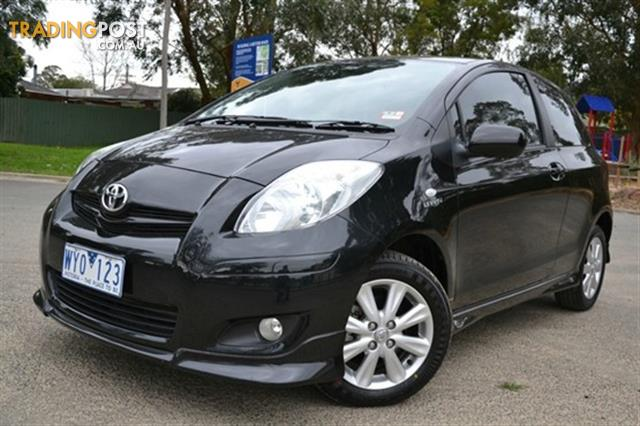 2009 toyota yaris yrx ncp91r my09 for sale in ferntree gully vic 2009 toyota yaris yrx ncp91r my09. Black Bedroom Furniture Sets. Home Design Ideas