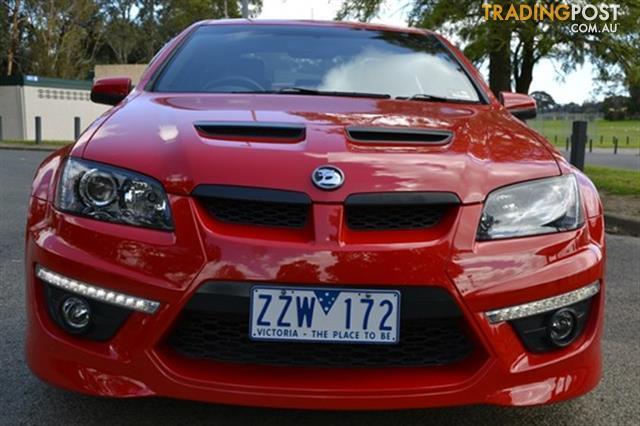 2010 hsv clubsport r8 e3 4d sedan for sale in ferntree
